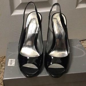 Jessica Simpson 6 1/2M Style: Hardy Color: Black